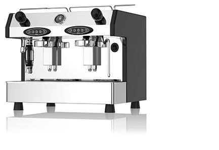 Fracino Bambino - profesjonalny ciśnieniowy ekspres do kawy, 2 grupowy sterowany elektronicznie.