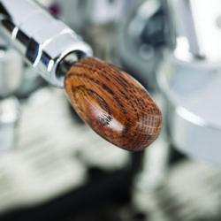 Classico - Wooden Steam Handle